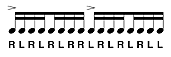 Triplo paradiddle