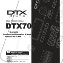 Manuale DTX-700-K-ITALIANO